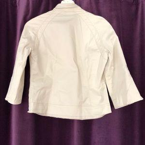 Joe Fresh Jackets & Coats - Khaki jacket with three quarter sleeves